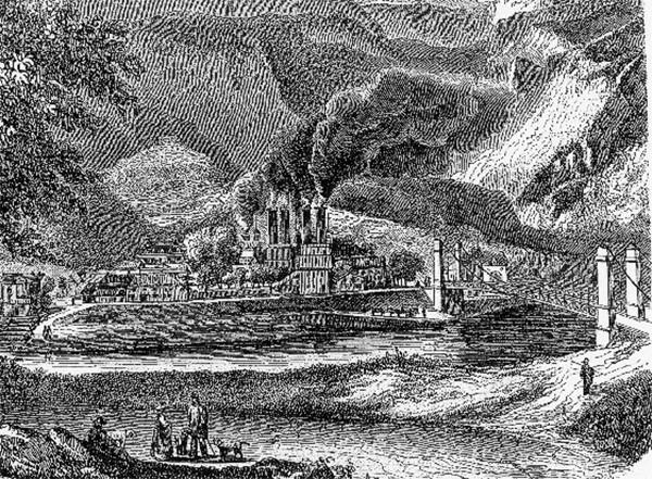la fabrique royale de canons de Saint-Gervais