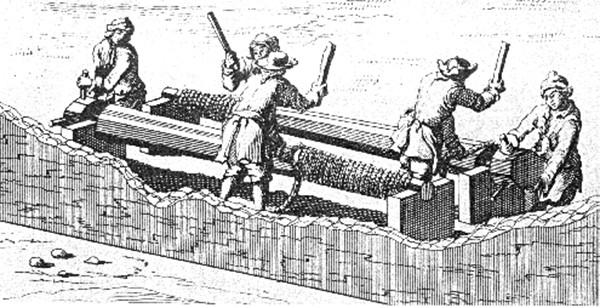 la fabrique royale de canons de saint-gervis