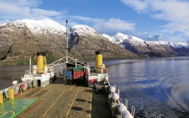 Ferry patagonie