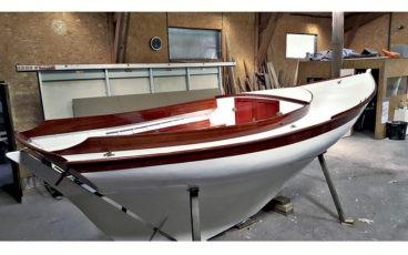 Eole, dayboat plan Herreshoff.