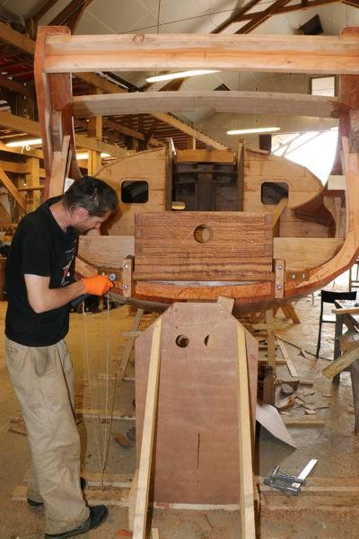 Ateliers de l'enfer formation charpentier