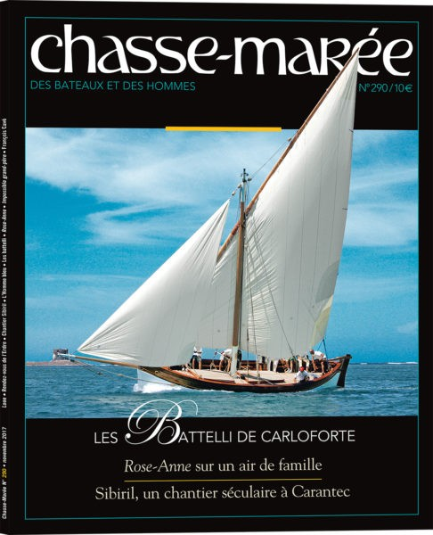 CHASSE MAREE 290