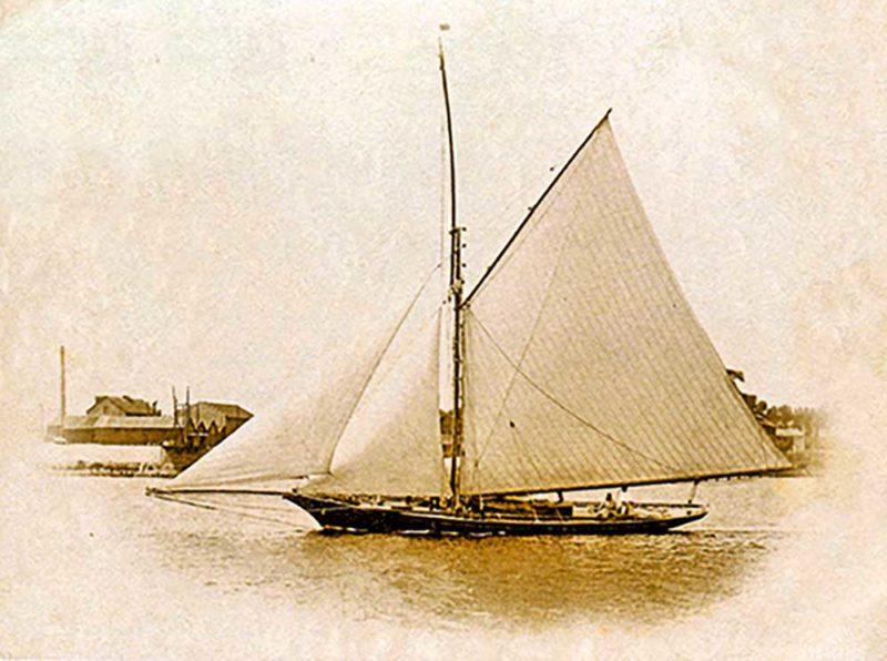 Yacht nantais