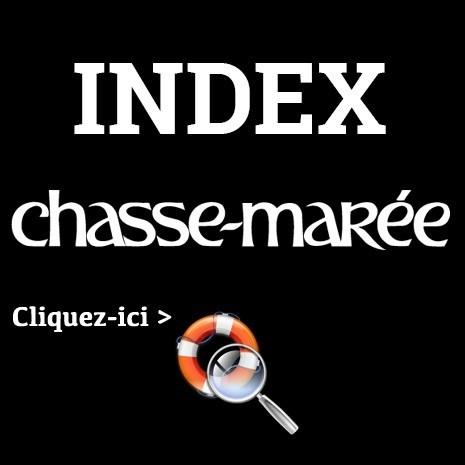 Index revue Chasse-Marée