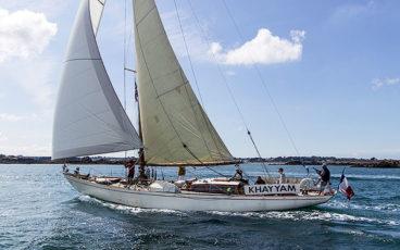 Belle Plaisance, yacht classique, yachting
