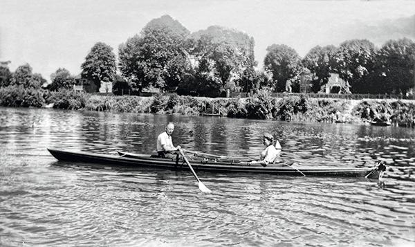 Sayler constructeur, canots à moteur, canots à moteur Seyler, canot à moteur paris, histoire navale