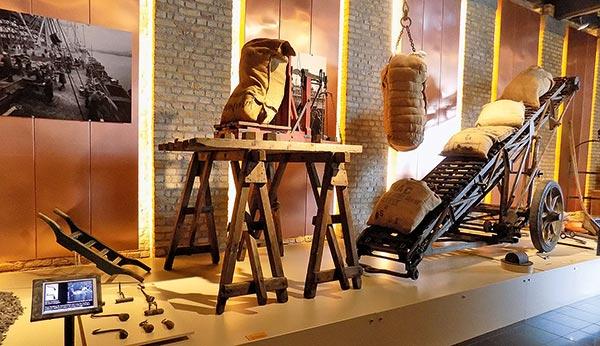 Musée portuaire de dunkerque, article chasse maree, dunkerque musée, musée naval, musée portuaire