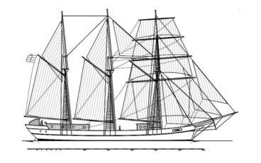 Ceiba, transport à la voile