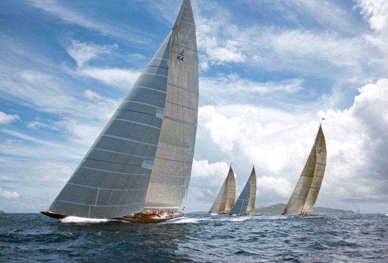 Architecte naval, Class J, Maltese Falcon, Rainbow Warrior, gréement Dynarig, Pays-Bas