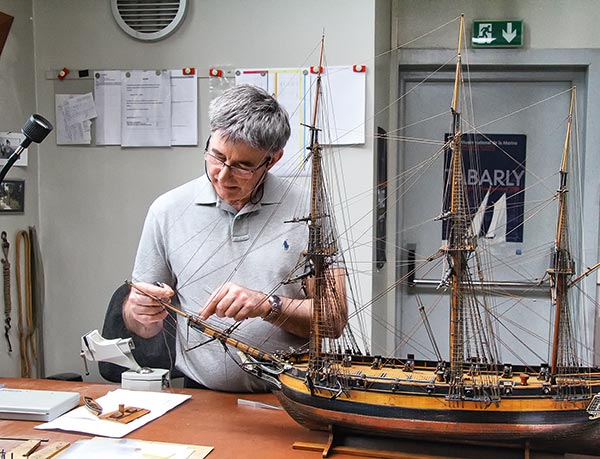 musée national marine, musée marine, article histoire marine