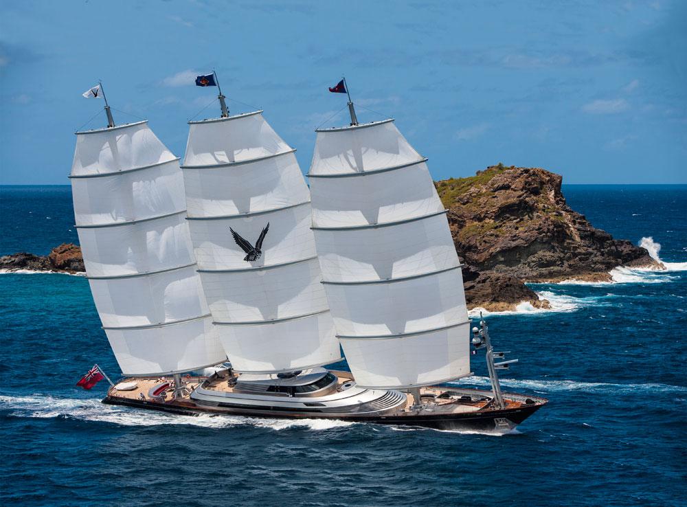 Architecte naval, Class J, Maltese Falcon, Rainbow Warrior, gréement Dynarig, Pays-Bas