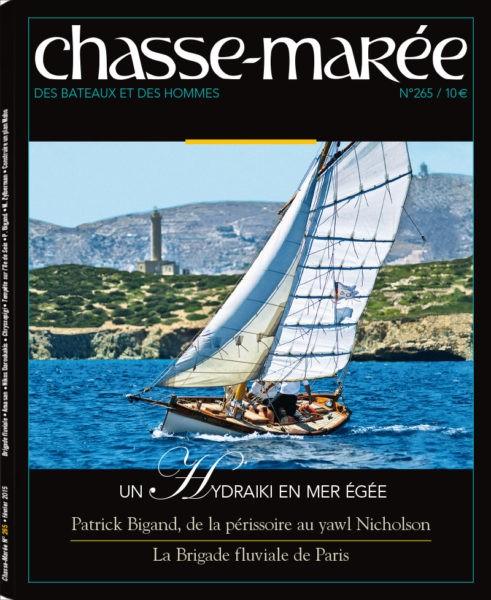 619889fa50a55 Chasse-Marée revue sur l univers marin   Chasse Marée