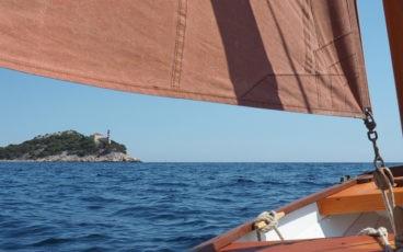 Voile-aviron en Croatie