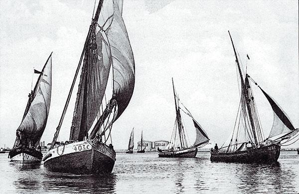 bateaux de sète retour pêche