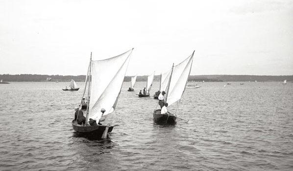 bateau à clins, bateau suédois, Suède, Blekinge, construction amateur