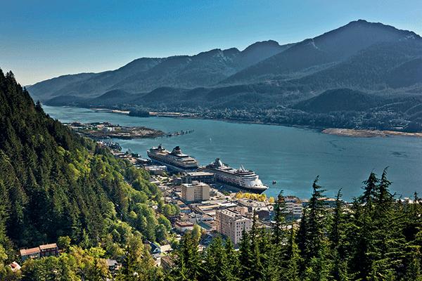 Ferry Alaska, Kennicott, Voyage Alaska, Voyage Kodiak