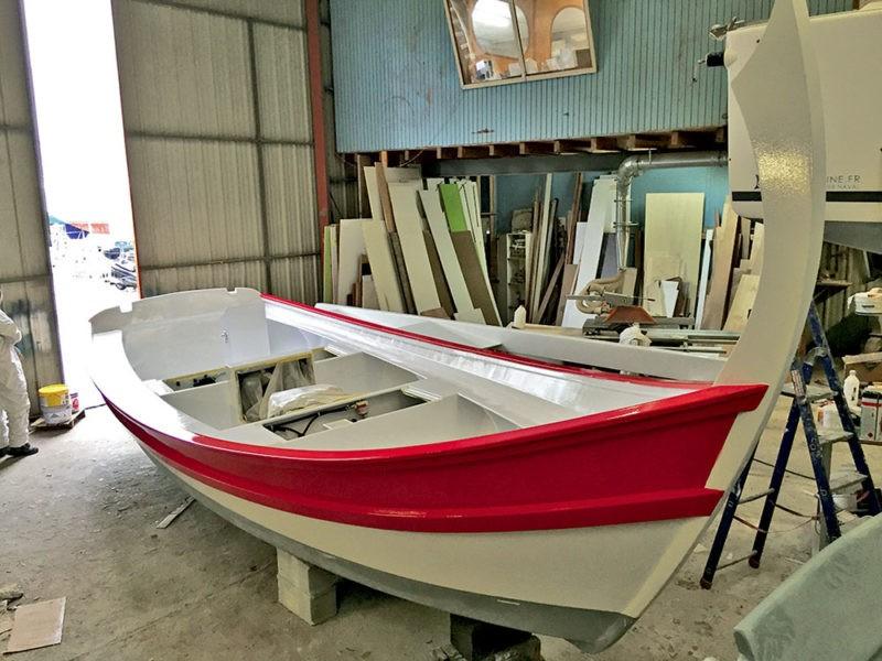barque de joute, robin marine