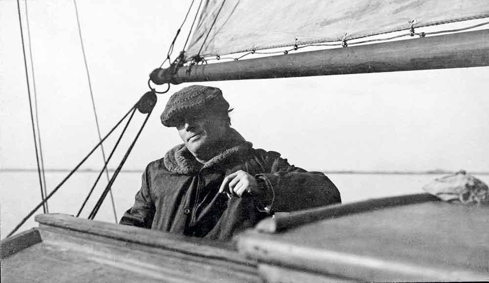 Jack London en navigation