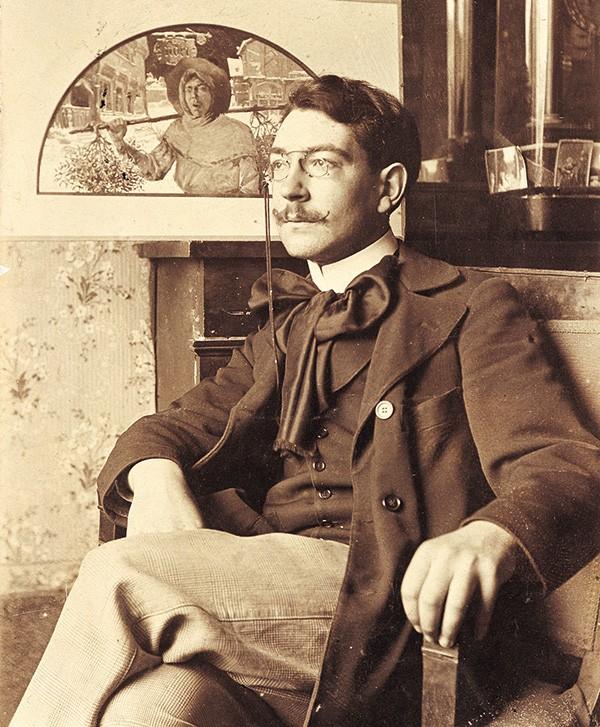 Photo portrait de Mathurin Méheut