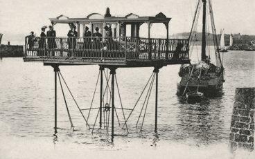 pont roulant Saint Malo