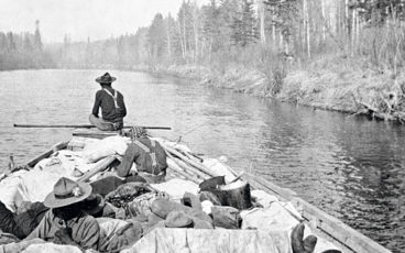 Pionniers à la conquête du Canada