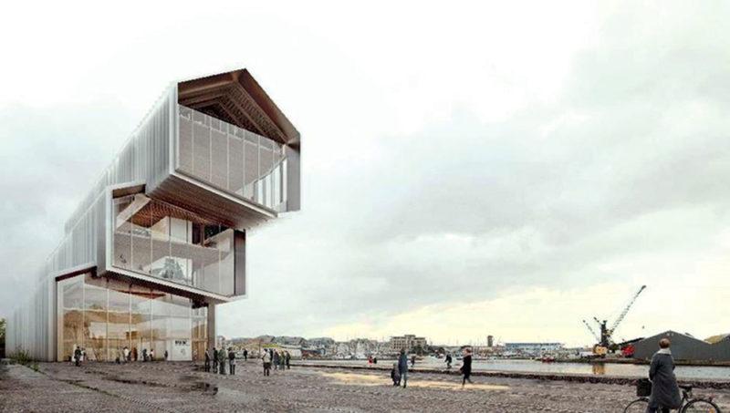 Plan futur musée Saint-Malo