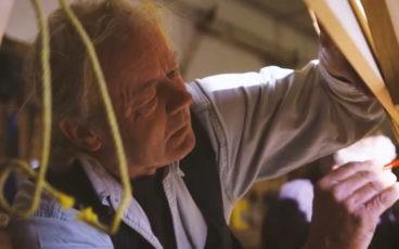 Portrait de Patsy Whelan, constructeur de gandelow