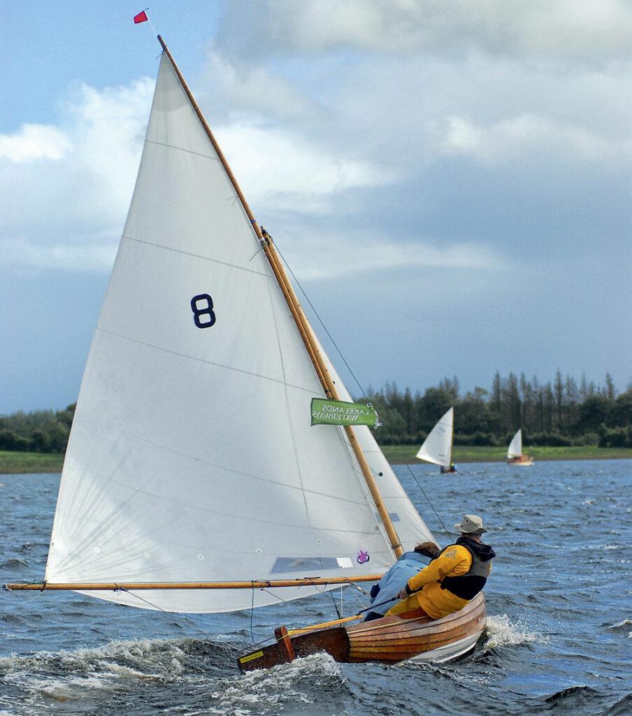 Shannon River, raid irlandais, Monotype