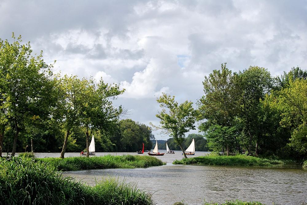 La flotille quitte Rapsort