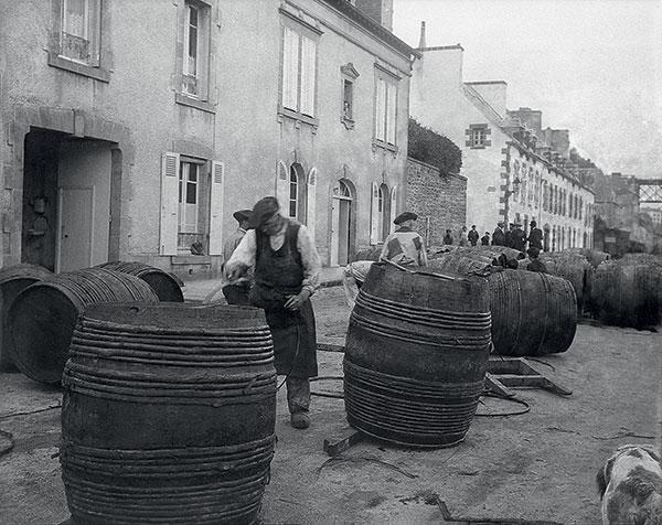 Portfolio, Georges Bertré, Douarnenez