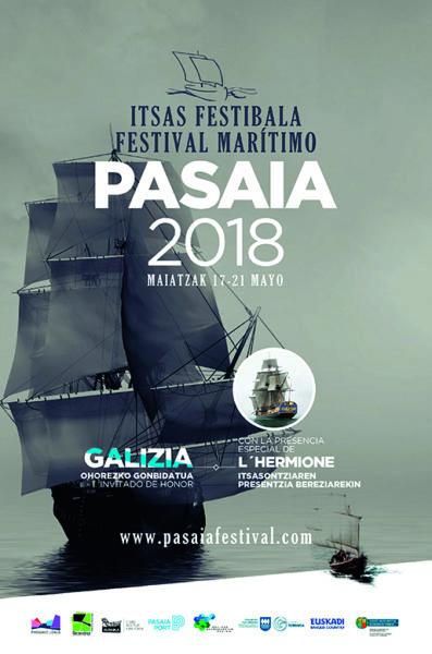 fêtes maritimes Pasaia Pays basque