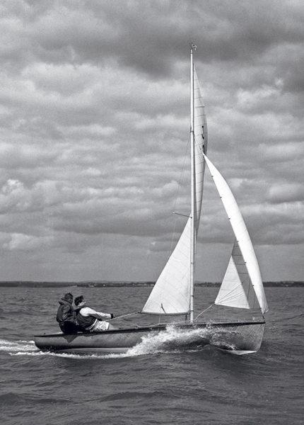 Uffa Fox, architecture navale, firefly, jolly boat