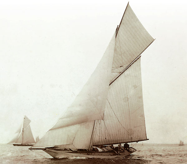 Tabarly, patrimoine maritime, Chasse-Marée
