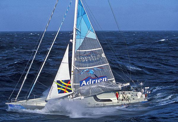 Navigateur fançais, VDH, concurrent Golden Globe Race, Les Sables d'Ozone