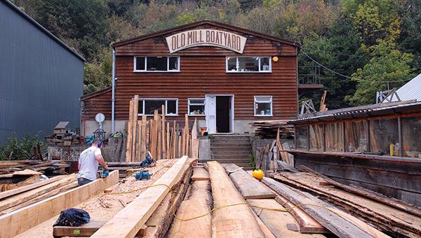 Chantiers Ol Mill Boatyard