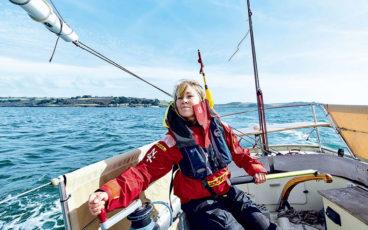 Golden Globe Race, Susie Goodall