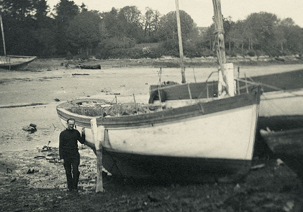 Red ar Mor, Douarnenez, sloup, Michel Philippe