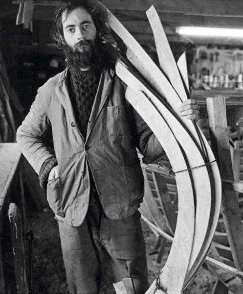 Portrait de Xavier Buhot Launay