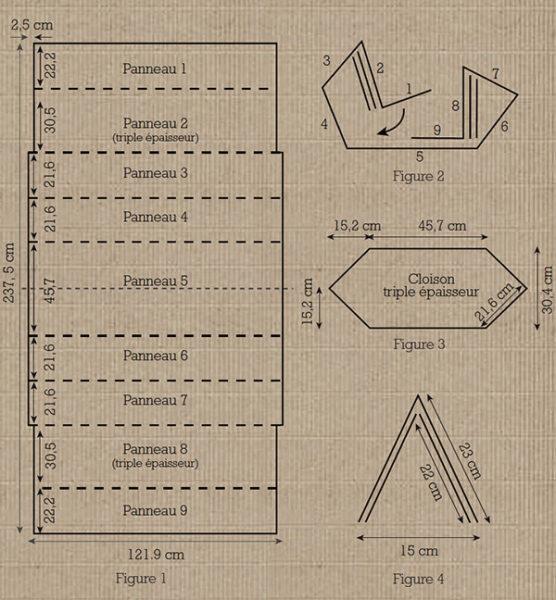 Fabriquez Votre Bateau En Carton Chasse Marée