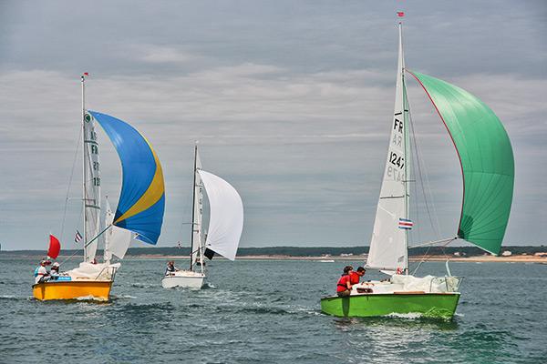 bateaux corsaire en régate
