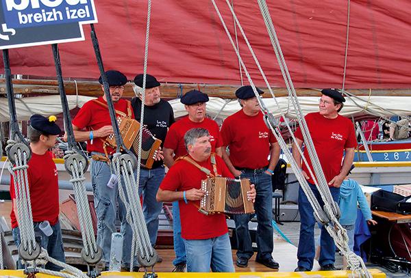 chanteurs marins