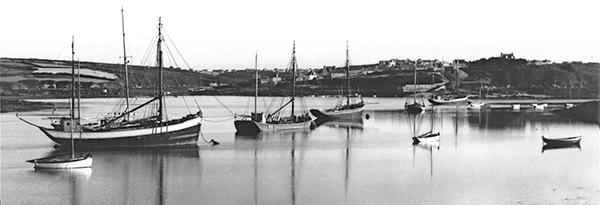 Port de Lampaul 1960