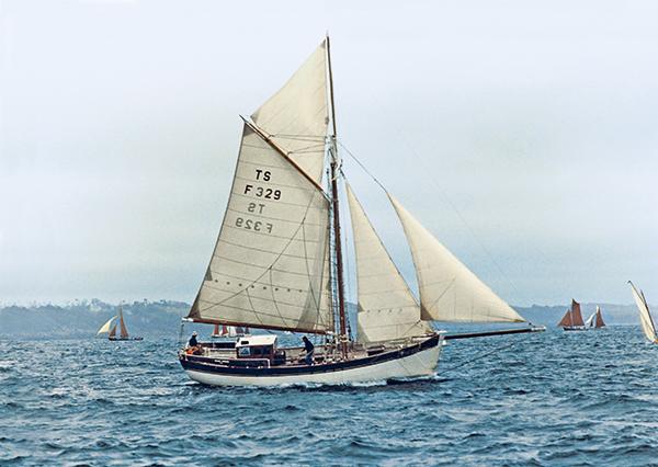 rassemblement de bateaux