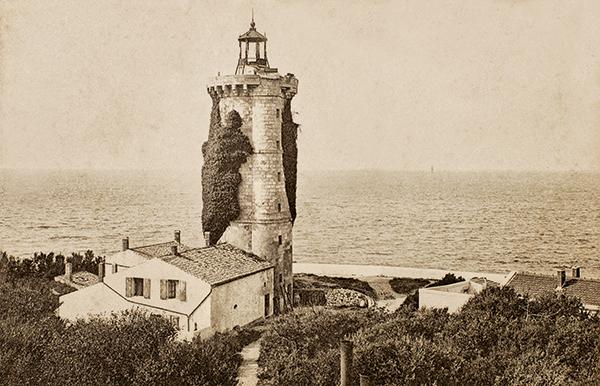 Vue de la tour des baleines