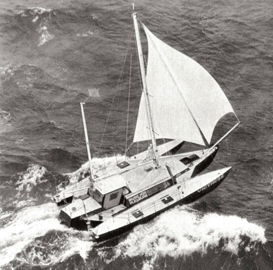 Golden Globe race 1968, Moitessier, Robin Knox-Johnston, Loïck Fougeron, histoire
