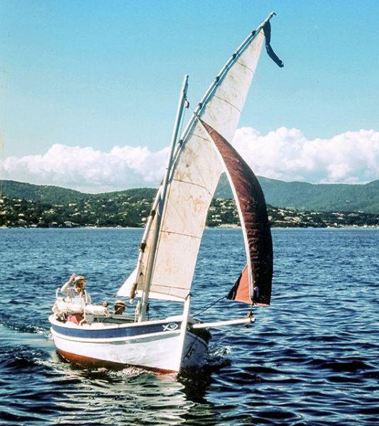 Charpentier de marine, charpentier de marine Méditerranée