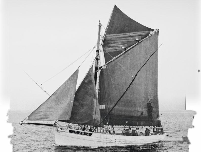 vue d'une dundée 1920