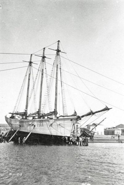 Musée maritime Barcelone, Pailebot Santa Eulalia, Navigation Méditerranée, bateau catalan