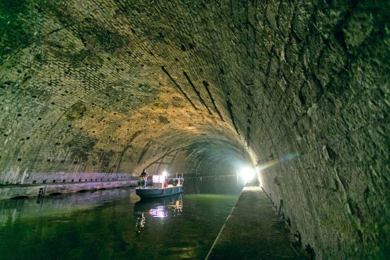 Tunnel de Rove, Étang de Berre, Port de Marseille