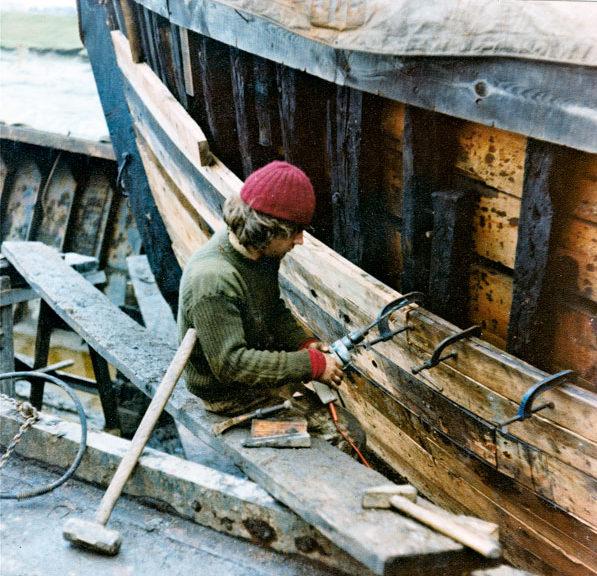 Pilot cutter, bateau Luke Powell, Luke Powell's ships, Falmouth pilot cutter Pellew